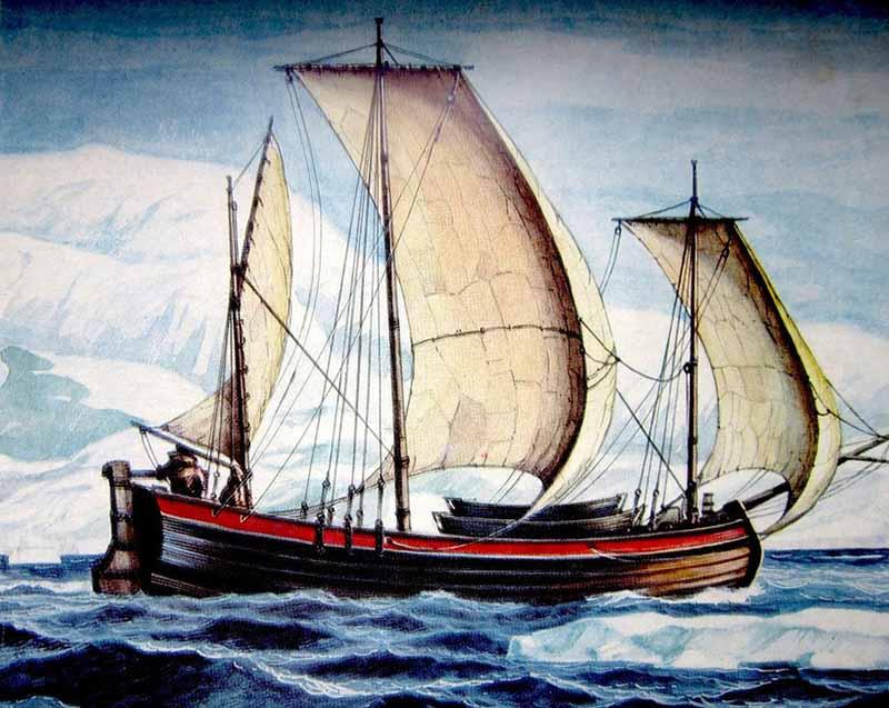 В сентябре 1749 года корабль с северными «робинзонами» приплыл в Архангельск.