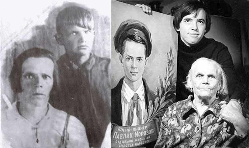 Трофим Морозов ушел от жены вскоре после того, как она родила ему пятого сына, к соседке.