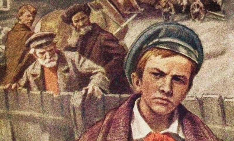 Павлик Морозов был героем при таких условиях, но в наше время его считают «стукачом» и предателем.