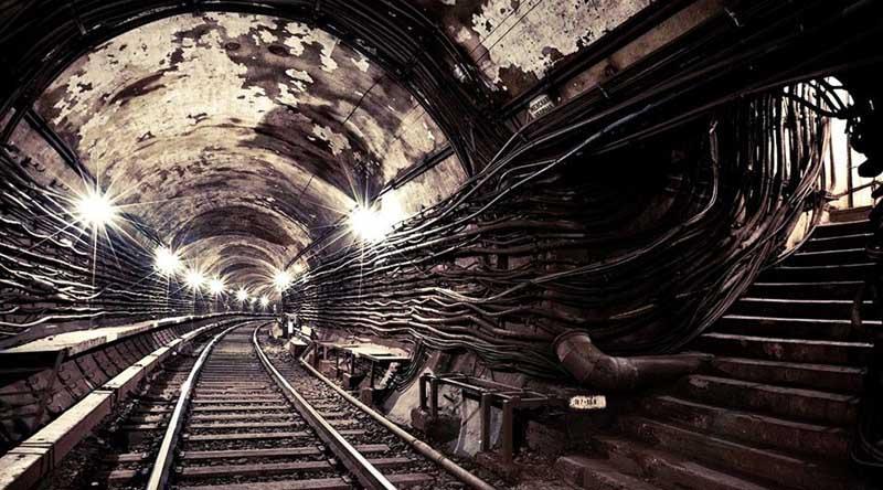 Станция «Советская» так и не была открыта.