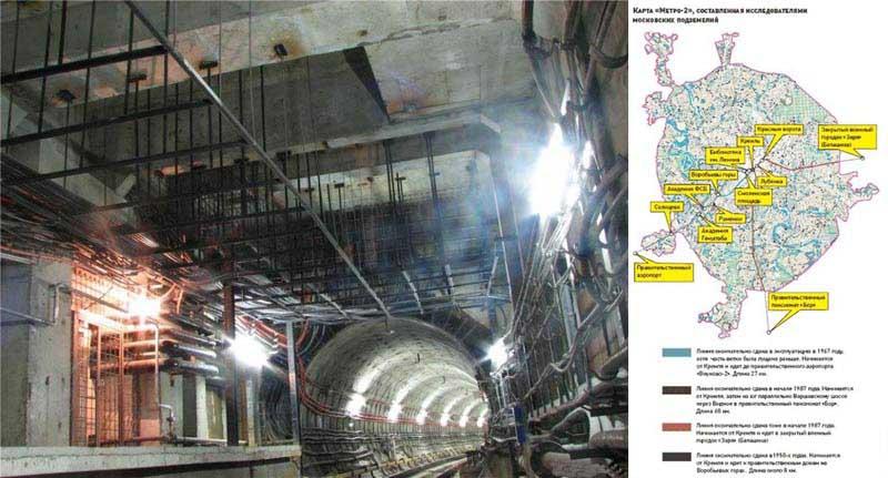 В период бомбардировок в столице летом 1941 года метрополитен стал использоваться как бомбоубежище.