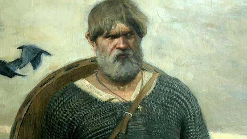Согласно тексту этого произведения Евпатий Коловрат был знатным рязанским боярином.