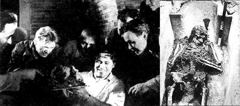 С одной стороны, этот факт подтверждает теорию об отравлении Ивана Грозного