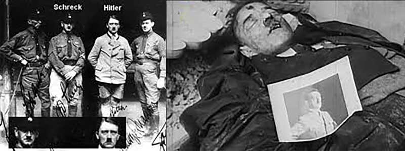 Помимо этой версии, в истории есть еще одна легенда, согласно которой Адольф Гитлер не погиб осенью 38-го года, а уехал и скрылся в Аргентине.