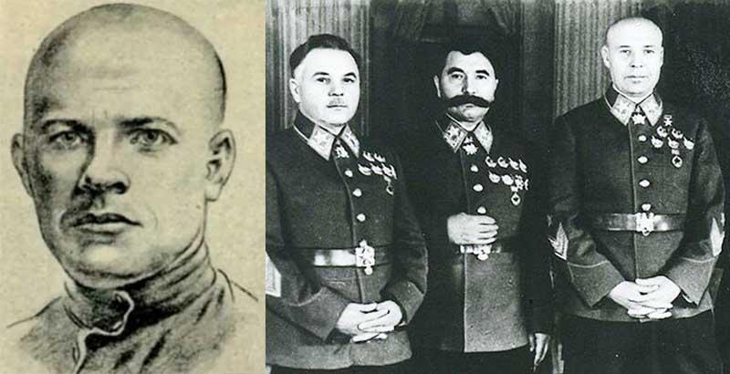 В результате стычку предотвратили оказавшиеся рядом военачальники Буденный и Ворошилов.