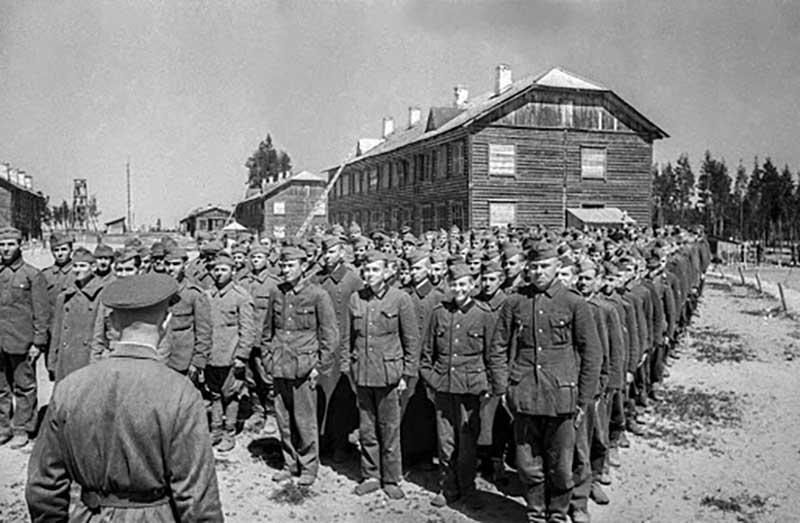 Главным занятием немецких военнопленных были восстановительные работы разрушенного хозяйства СССР.