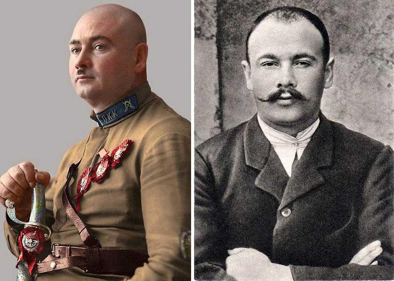 Осенью 1916 года Котовский сам написал свою биографию, в которой указал на свое происхождение из дворян.