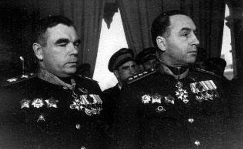 Генерал Антонов разработал операции по обороне и наступлению на Курской дуге, убедив Иосифа Сталина отказаться от атаки первыми