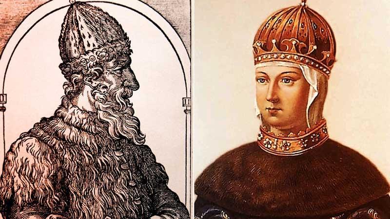 Внешность византийской принцессы Софьи Палеолог, которую при рождении звали Зоя, современники называли симпатичной