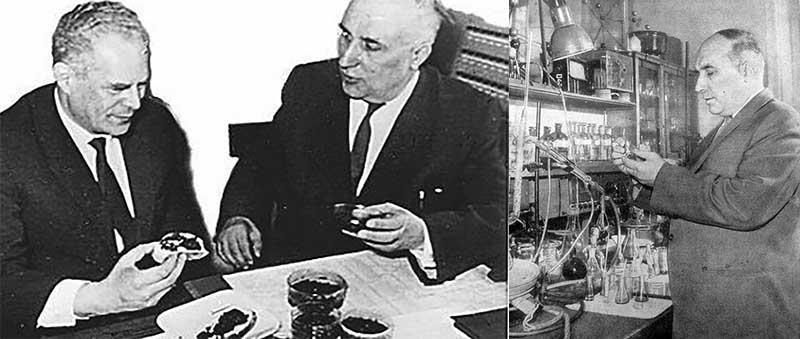 После Великой Октябрьской революции Александр Николаевич встал на большевистскую сторону и не стал уезжать из СССР.