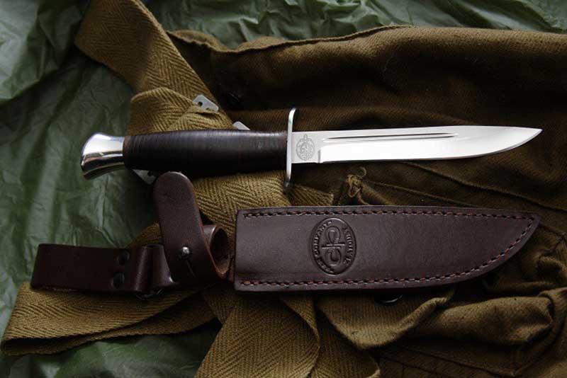 Но в 1935 году в вооружении НКВД появились финские ножи, которые называли «финки».