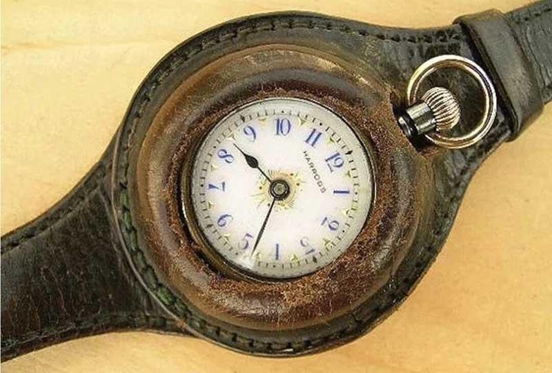 Карманные часы  В 19 веке