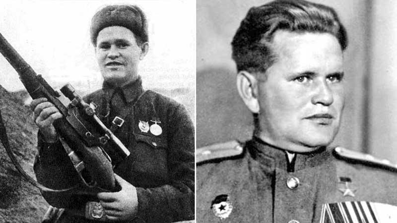 Стрелок Василий Зайцев стал известным благодаря невероятно точной стрельбе и огромному вкладу в победу войск Советского Союза в Сталинградской битве.