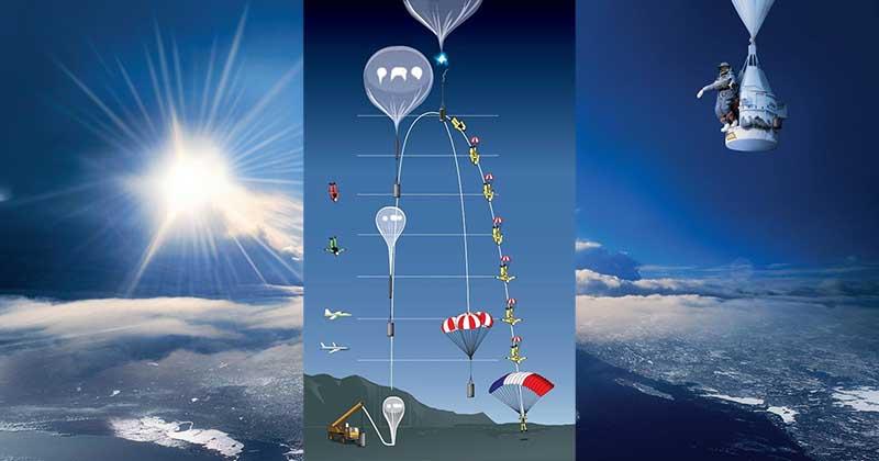 В 1930-х годах весь мир был взбудоражен полетами на высоту 10-50 км, то есть в слой стратосферы.