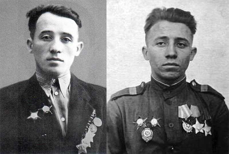 Виктор отправился воевать в 1942 году. Тогда ему было всего 17 лет