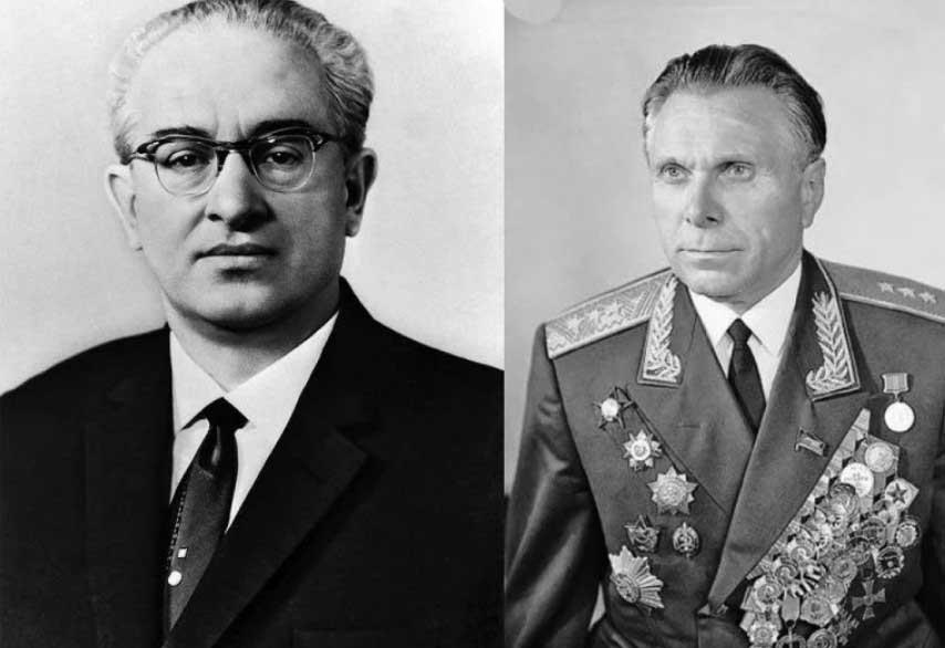 Расследование убийства майора КГБ было для Андропова