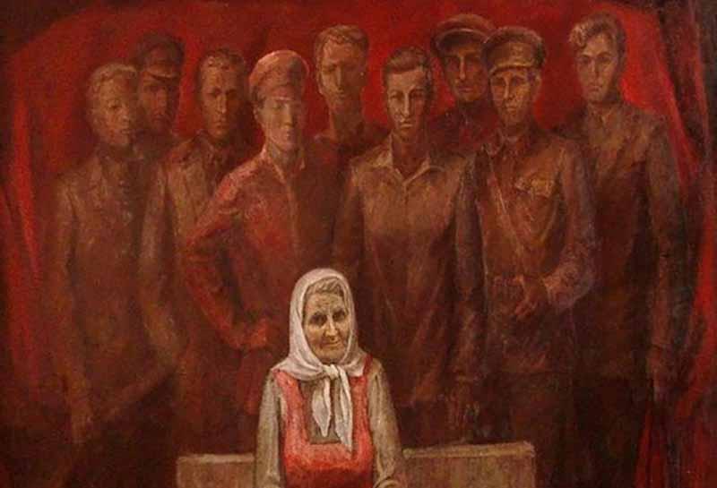 Простую кубанскую женщину по имени Епистиния Степанова наградили двумя орденами: «Отечественной войны 1 степени» и «Мать-героиня».