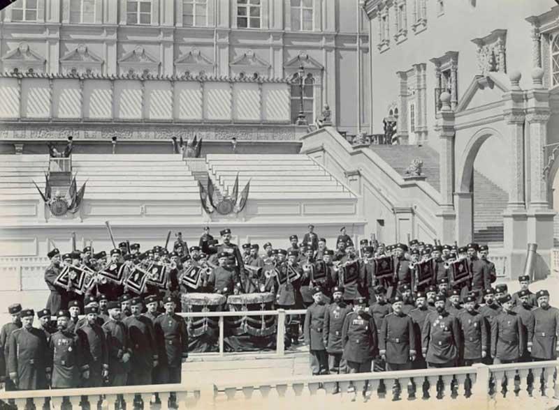 Музыкальный коллектив Александра Третьего