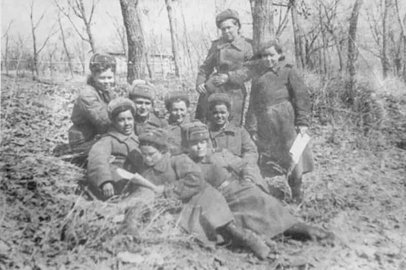 Мария Цуканова стала Героем СССР в 1945 году.