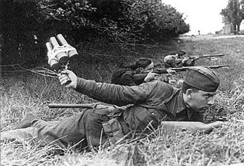 Именно во время битвы в Сталинграде красноармейцы первый раз решили пойти на одну хитрую задумку.