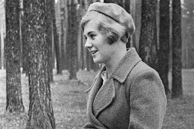До войны Вера Волошина жила абсолютно обычной жизнью.