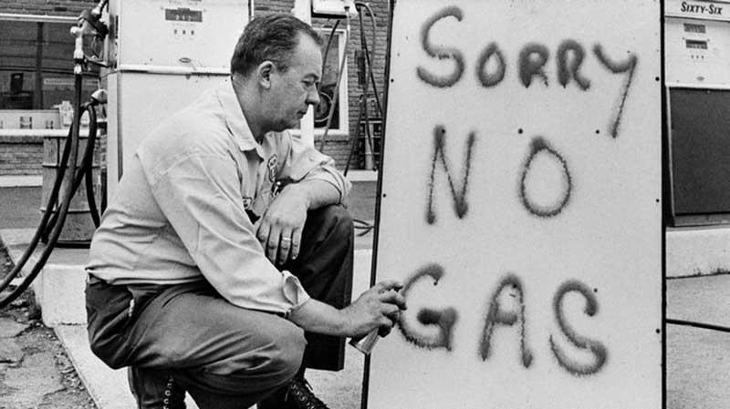 Ситуация, в которой оказался Советский Союз в 1973 году в результате нефтяного кризиса, была очень нестандартной