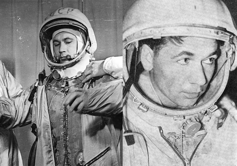 Григорий служил в дальневосточных ВВС, но жизнь без надежды полететь в космос утратила для него смысл
