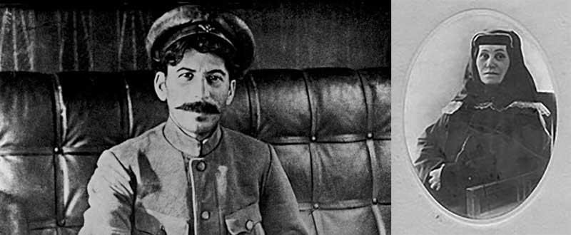 В семье Джугашвили родилось несколько детей, но только Иосиф дожил до взрослого возраста