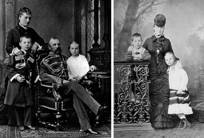 Младшая дочка пары Екатерина Юрьевская два раза была замужем и оба неудачно.