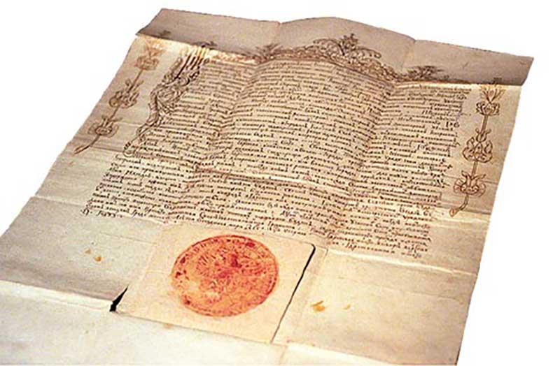 «Проезжая грамота» была аналогом свидетельства, утвержденного Соборным уложением.