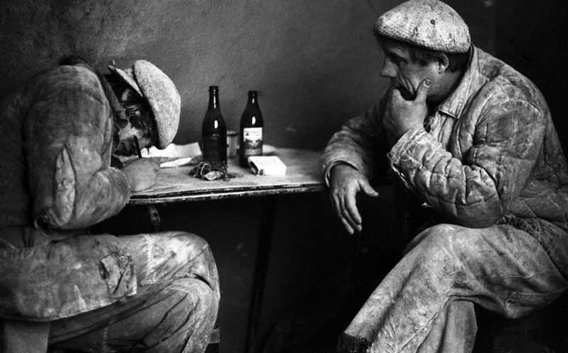 СССР в период с 1970 по 1980 год считается государством «бытовых алкоголиков»