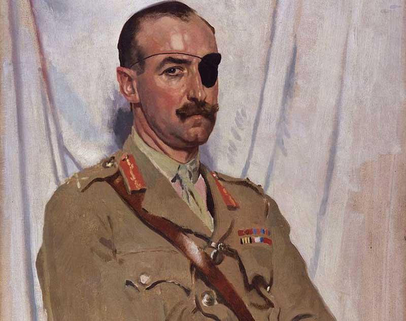 Вполне вероятно, что смелый боец из Венгрии по имени Пауль Керн храбро сражался в битвах Первой мировой войн