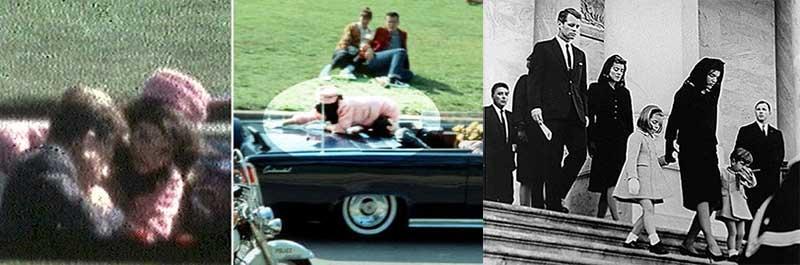 члены семьи Кеннеди тем или иным образом были связаны с мафией.