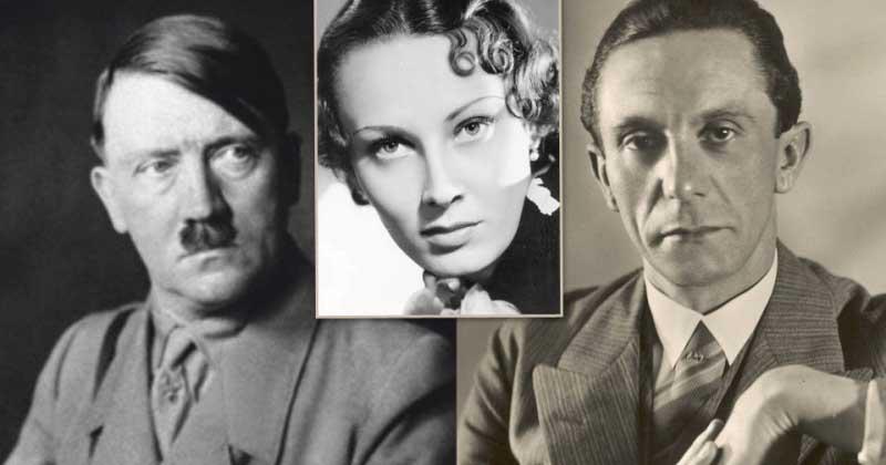 Роман с Геббельсом и травля Гитлера