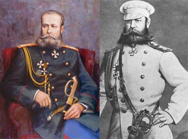 Скобелев часто конфликтовал с высшими чинами, ему не давала покоя обстановка, возникшая в государстве в период правления Александра II