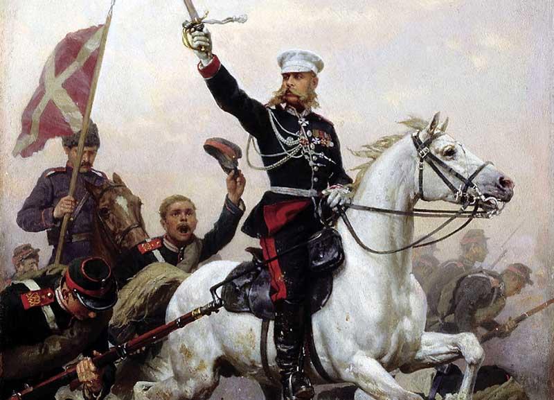 В 1882 году Скобелев внезапно умер, находясь в гостинице «Англия», где жила приезжая куртизанка Шарлотта Альтенроз.