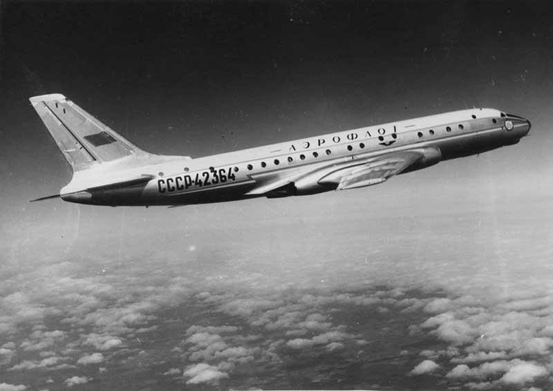 самолет ТУ-170