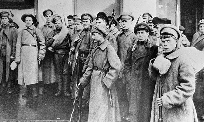 В тамбовских краях тоже была своя «героиня» — «красная командирша» Софья Гельберг.