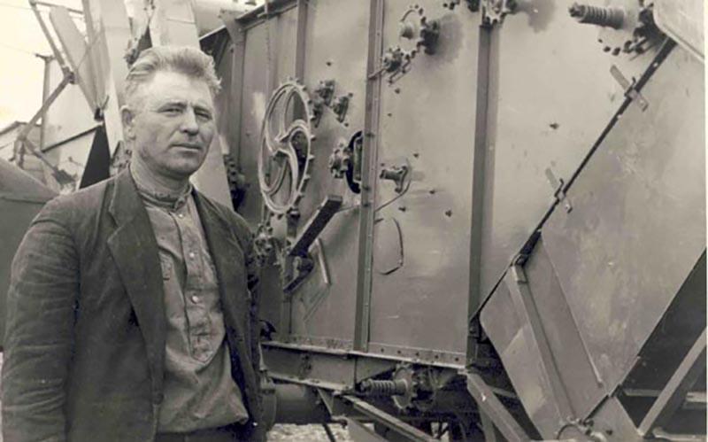 Сергей Андреевич Горбачев-старший на войне