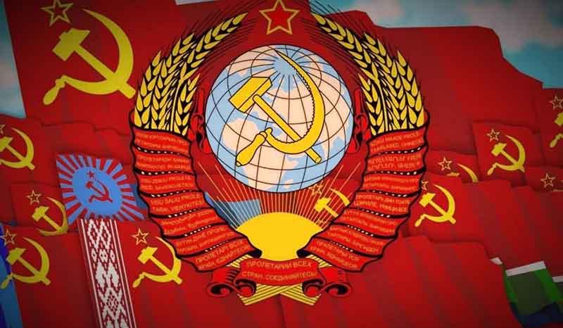 В нечерноземных российских регионах был тотальный дефицит товаров и бедность.