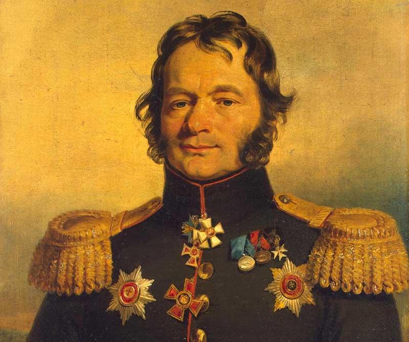 В 1808 году Костенецкому присвоили звание генерал-майора за геройство и мужество в сражении у Прейсиш-Эйлау.