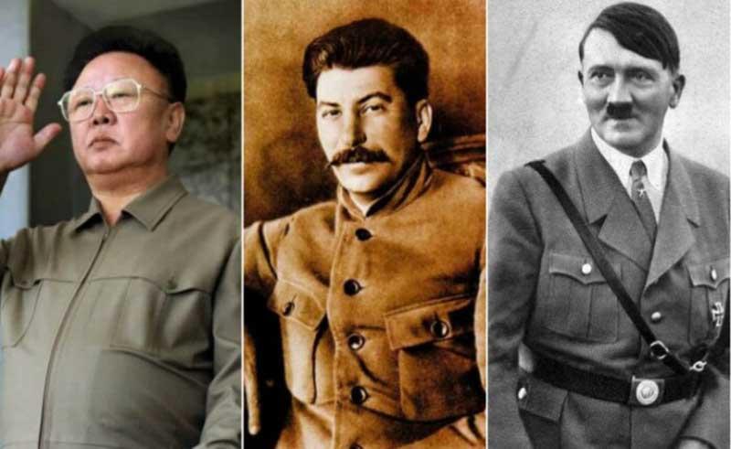 даже у самого ужасного диктатора были какие-либо слабости