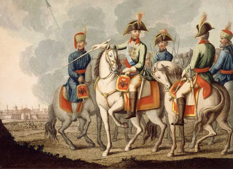 В этом бою Суворову снова удалось захватить крепость.
