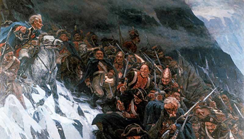 Генералу Румянцеву не нравилось то, что Суворов сам проявляет инициативу в военных действиях, когда ему дают четкий приказ.